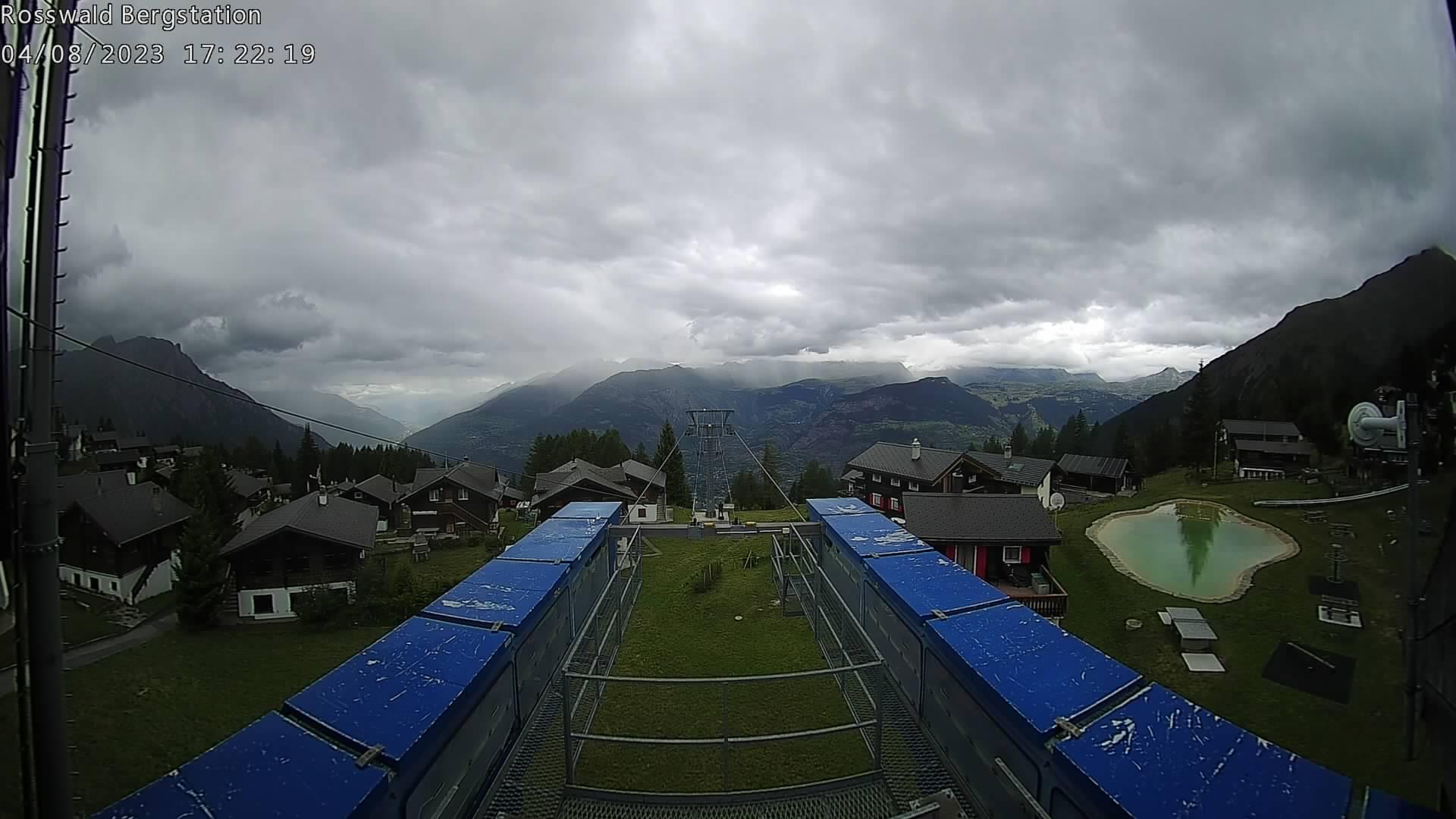 Rosswald Bergstation