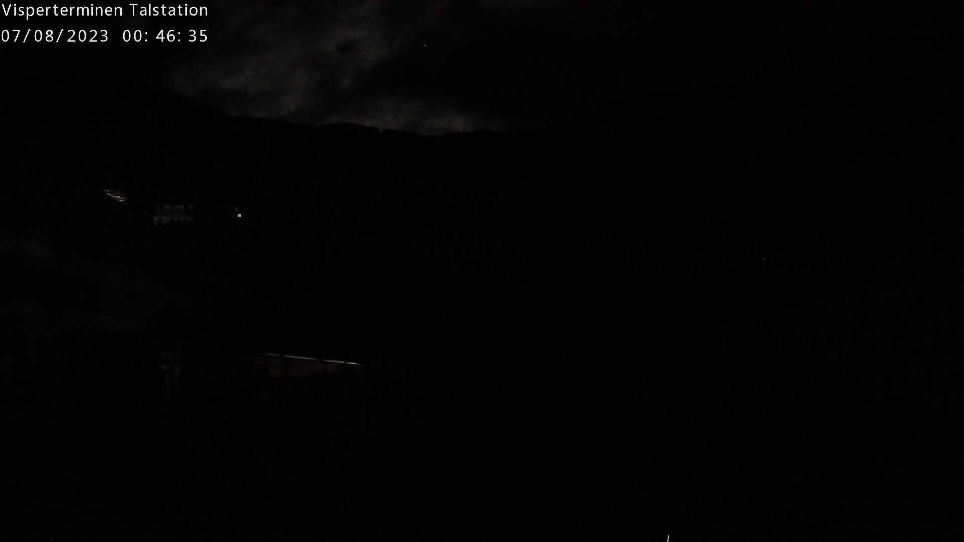 Visperterminen Heidabahn Dorf